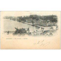 carte postale ancienne 29 AUDIERNE. Vue générale 1902