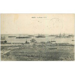 carte postale ancienne 29 BREST. La Ninon 1917