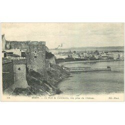 carte postale ancienne 29 BREST. Port de Commerce 110
