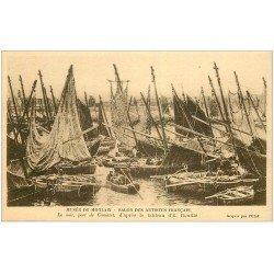 carte postale ancienne 29 MORLAIX. Port de Camaret