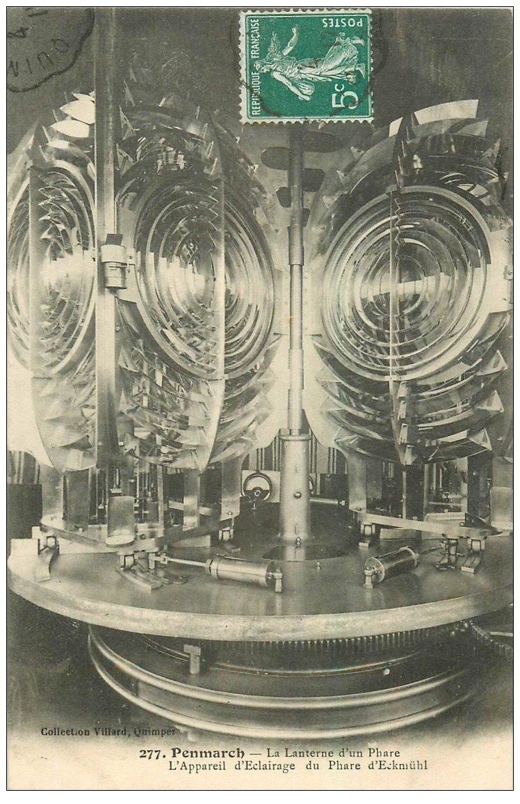 29 penmarch lanterne phare d 39 eckm hl 1912 appareil d 39 clairage. Black Bedroom Furniture Sets. Home Design Ideas