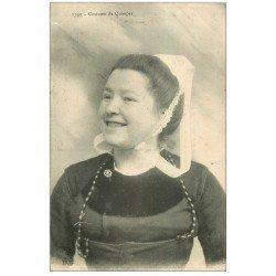 carte postale ancienne 29 QUIMPER. Costume