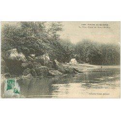 carte postale ancienne 29 QUIMPER. Le Vire-Court de Pors-Meillou 1910