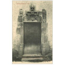 carte postale ancienne 31 BARBAZAN. Une Porte du Château