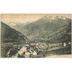 carte postale ancienne 31 BOSOST. Vallée de Aran 1928