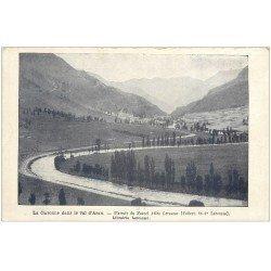 carte postale ancienne 31 LA GARONNE DANS LE VAL D'ARAN. Carte collection Larousse