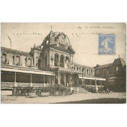 carte postale ancienne 31 LUCHON. Le Casino 1930