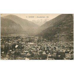 carte postale ancienne 31 LUCHON. Vue générale 1923