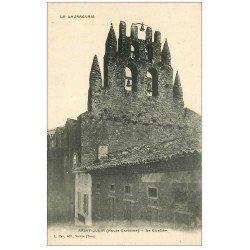 carte postale ancienne 31 SAINT-JULIA. Le Clocher. Le Lauraguais
