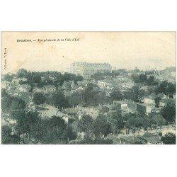carte postale ancienne 33 ARCACHON. Ville d'Eté vers 1900