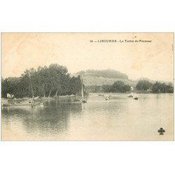 carte postale ancienne 33 LIBOURNE. Tertre de Fronsac n° 14