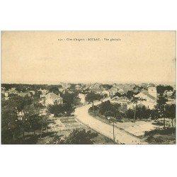 carte postale ancienne 33 SOULAC. Vue générale
