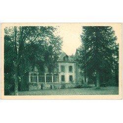 carte postale ancienne 35 BONNEMZIN. Château Diablaires. Maison des Pupilles Ecole Publique du Nord