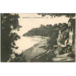 carte postale ancienne 35 CANCALE. La Boussetière