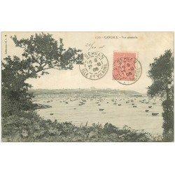 carte postale ancienne 35 CANCALE. Vue générale 1905