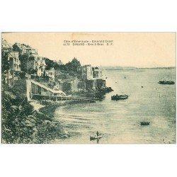 carte postale ancienne 35 DINARD. Bric à Brac 1927