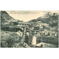 carte postale ancienne 05 BRIANCON. Et Sainte-Catherine