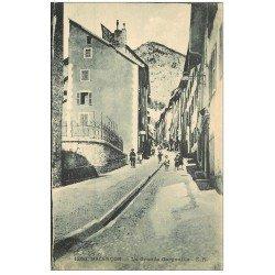 carte postale ancienne 05 BRIANCON. La Grande Gargouille