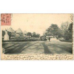 carte postale ancienne 35 RENNES. Thabor les Serres 1905