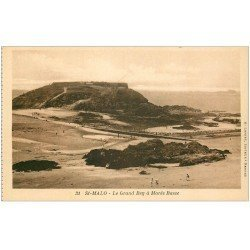 carte postale ancienne 35 SAINT-MALO. Grand Bey 31