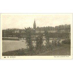 carte postale ancienne 35 SAINT-MALO. Grande Porte 185