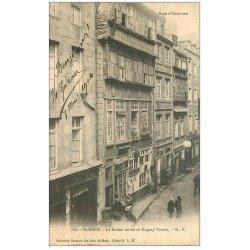 carte postale ancienne 35 SAINT-MALO. Maison Duguay-Trouin 1904