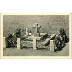 carte postale ancienne 35 SAINT-MALO. Tombeau de Chateaubriand 259