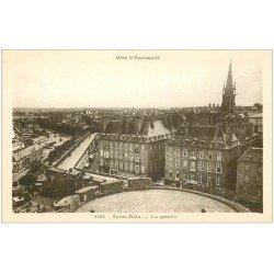carte postale ancienne 35 SAINT-MALO. Vue 1183