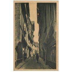 carte postale ancienne 35 VITRE. Rue Baudrairie n°420 Ed EAP