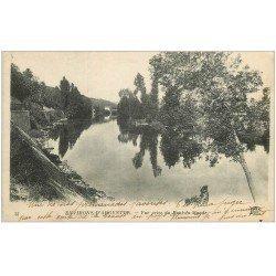 carte postale ancienne 36 ARGENTON. Bout-du-Monde 1918