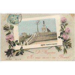 carte postale ancienne 36 ARGENTON. Chapelle Bonne-Dame 1906