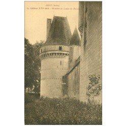 carte postale ancienne 36 ARGY. Oratoire Louise Balzac