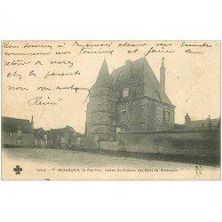 carte postale ancienne 36 BUZANCAIS. Le Pavillon 1903