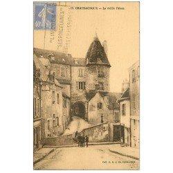 carte postale ancienne 36 CHATEAUROUX. La Vieille Prison n°19