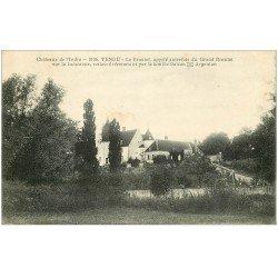carte postale ancienne 36 TENDU. Le Brouet