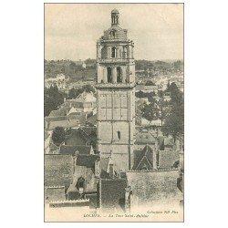 carte postale ancienne 37 LOCHES. Tour Saint-Antoine