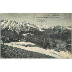 carte postale ancienne 05 NOTRE-DAME DES NEIGES. Chasseurs Alpins