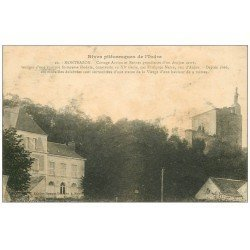 carte postale ancienne 37 MONTBAZON. Cottage Avrina 1934