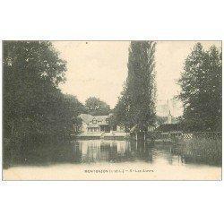 carte postale ancienne 37 MONTBAZON. Les Avrins