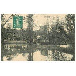 carte postale ancienne 37 MONTBAZON. Les Avrins 1910