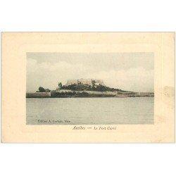 carte postale ancienne 06 ANTIBES. Le Fort Carré. Edition Cochois