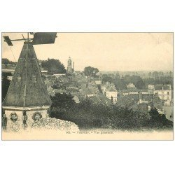 carte postale ancienne 37 VOUVRAY. Vue