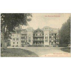carte postale ancienne 65 ARGELES-GAZOST. Hôtel du Parc