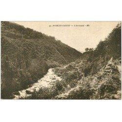 carte postale ancienne 65 ARGELES-GAZOST. L'Arrieulat