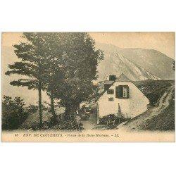 carte postale ancienne 65 CAUTERETS. Ferme de la Reine Hortense