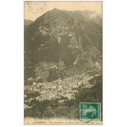 carte postale ancienne 65 CAUTERETS. Le Pic des Bains