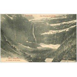 carte postale ancienne 65 GAVARNIE. Intérieur Cirque et Marboré