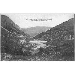 carte postale ancienne 65 GRIPP. Plateau d'Artigues