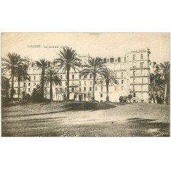 carte postale ancienne 06 CANNES. Grand Hôtel