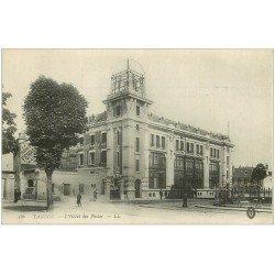 carte postale ancienne 65 TARBES. Hôtel des Postes
